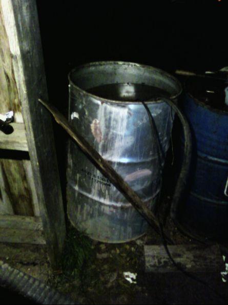 Подача воды в колодец под напором