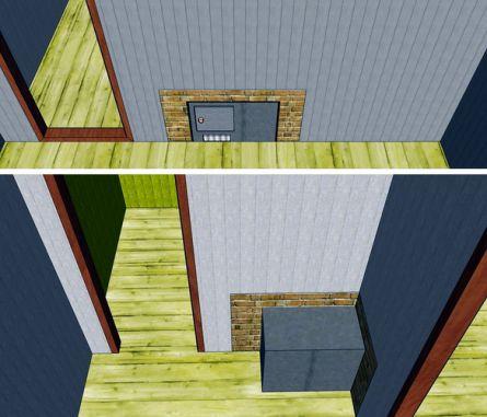 Термоизоляционная разделка деревянных стен кирпичом
