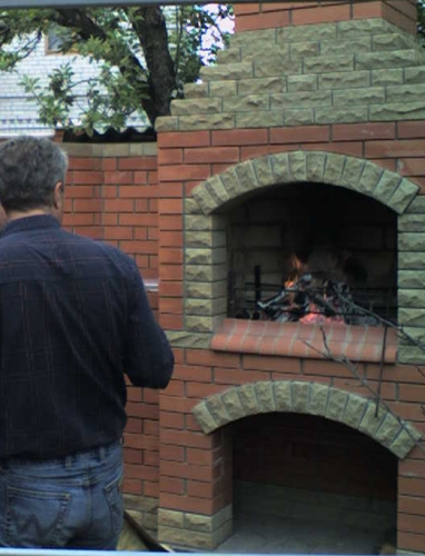 Барбекю. Строим печь для барбекю собственными руками - Как построить дом