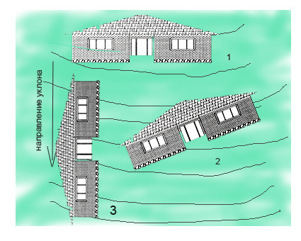 Жилой дом и другие строения на