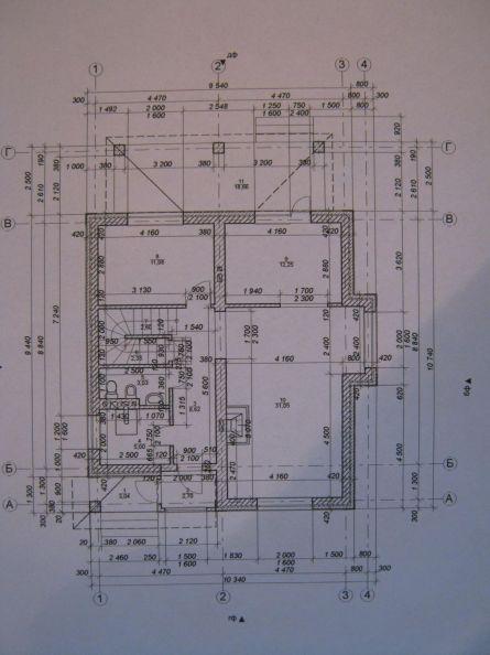 План 1го етажа