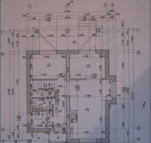 Достройка терассы к существующему фундаменту Builderclub