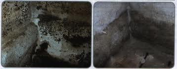 Коррозия бетона.