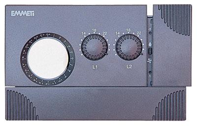 Электронный хронотермостат
