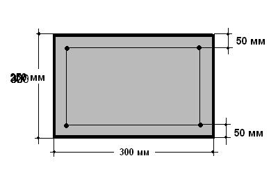 Схема армопояса.