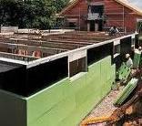 Защита гидроизоляции ЭППС