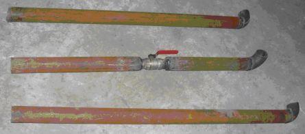 Рисунок 14 – Заготовки для сборки гидродинамического контура