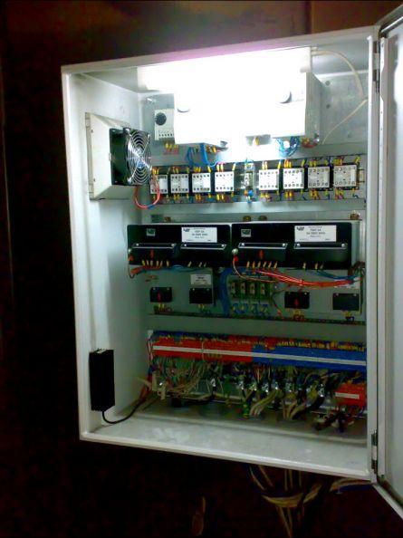 Рисунок 16 – Шкаф управления Частотным преобразователем.