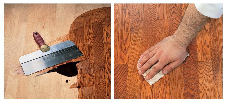 Воск для ремонта мебели своими руками 17