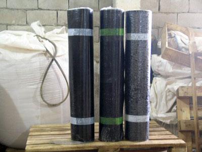 Хранение гидроизоляции