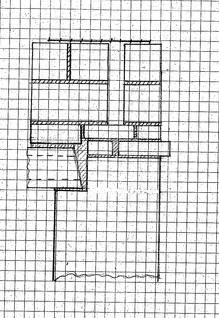 схема стены