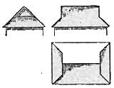 полувальмовая (четырехсатная)