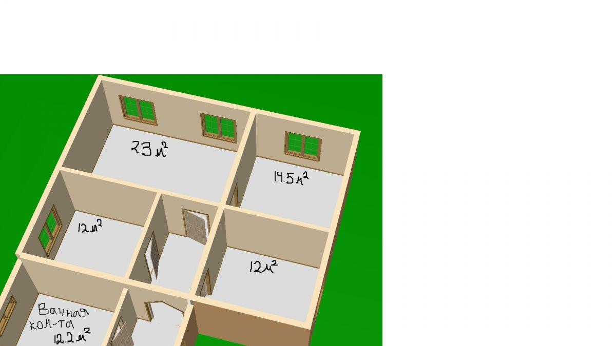 Построить дом из шлакоблока своими руками фото