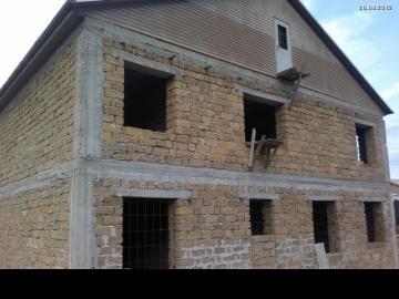 Дом из ракушечника.