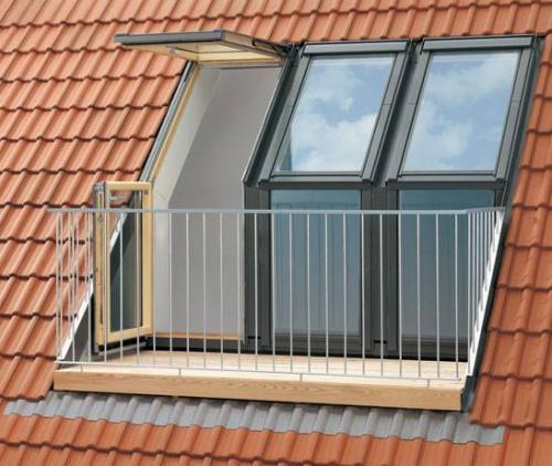 Как сделать мансарду окно