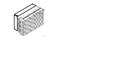 Пристройка к дому из шлака, BuilderClub