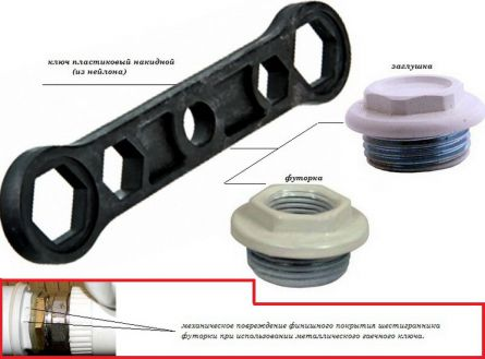 Сборка алюминиевых радиаторов отопления