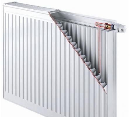 Стальные радиаторы отопления. Плюсы и минусы
