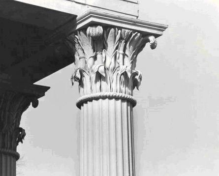 Классический стиль-колонна
