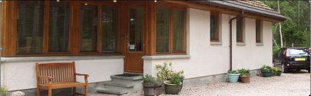 скандинавский стиль-окна