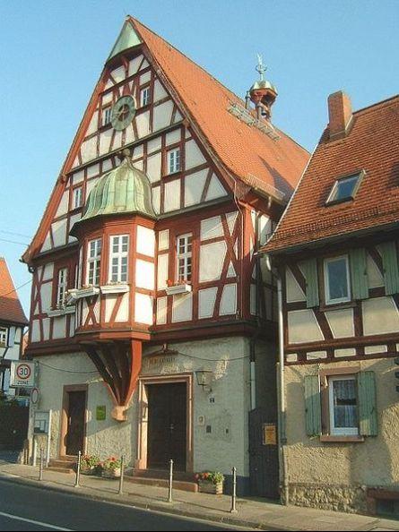 Западно-европейский стиль-крыша