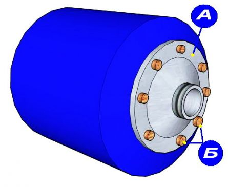 Ремонт гидроаккумулятора САВ