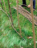 Плетение в два прута